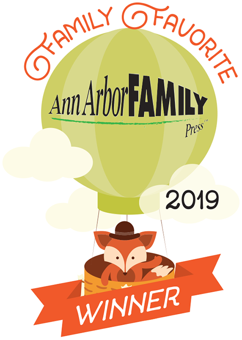 Ann Arbor Family Favorites Winner 2019
